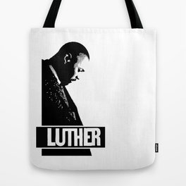 Luther - Idris Elba Tote Bag