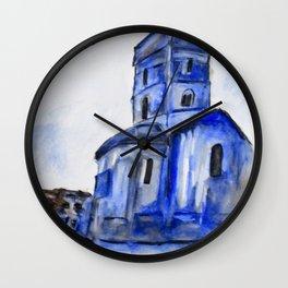 Once A Church Wall Clock