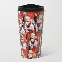 Roman Legionary Pattern Travel Mug