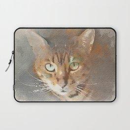 Sundara Guardian Shiva the Cat Laptop Sleeve