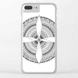 Call me 27 Clear iPhone Case