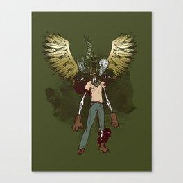 Bear Acolyte Canvas Print