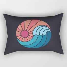 Sun & Sea Rectangular Pillow