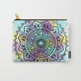 Colourwash Mandala Carry-All Pouch