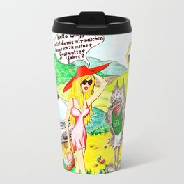 Red Riding Hood Travel Mug