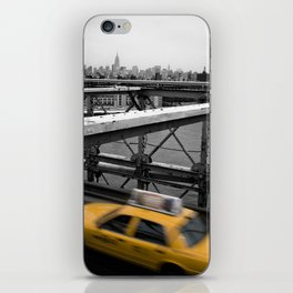 Brooklyn Bridge #2 iPhone Skin