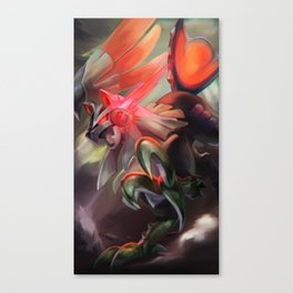Silvally Canvas Print