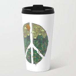 Peaceful Landscape Travel Mug