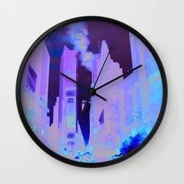 Deep Infection Wall Clock