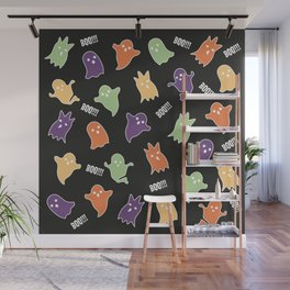 Ghosts BOO!!! Wall Mural
