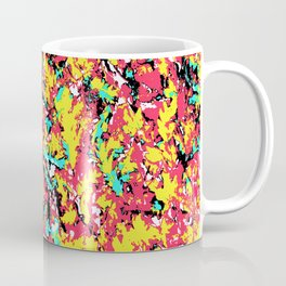 Fantasy of leaves Coffee Mug