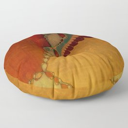 Southwestern Sunset 2 Floor Pillow