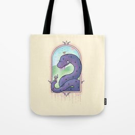 Knight of the cheese board Tote Bag