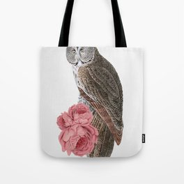 The owl of love Tote Bag