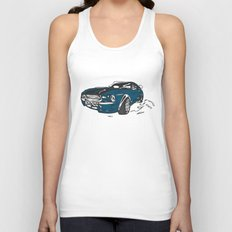 new Car ?? Unisex Tank Top
