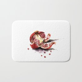 Pomegranate Bath Mat