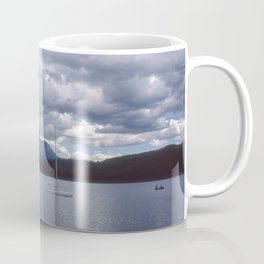 Maligne Lake Alberta Coffee Mug