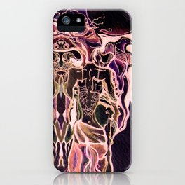 Ancestral Mothers iPhone Case