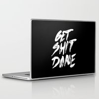 motivational Laptop & iPad Skins featuring Motivational by Motivational