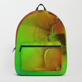 Dreaming forwards ... Backpack