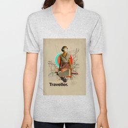 Traveller Unisex V-Neck