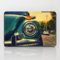 beetle iPad Cases featuring Beetle by Melissa Lund