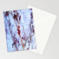 Frostbite  Stationery Cards