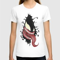 venom T-shirts featuring Venom by Juiceboxkiller