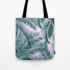 Musk and Palms Tote Bag