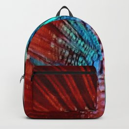 Mermaids Tail 2 Backpack