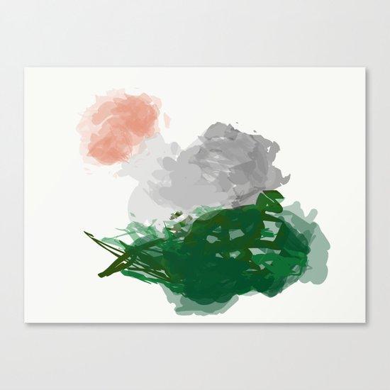 Patsy No. 1 Canvas Print