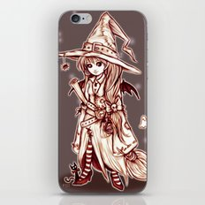 Maya the Spellcrafter iPhone & iPod Skin