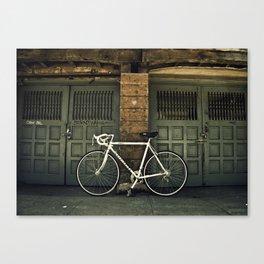 Berkeley Bicycle Canvas Print