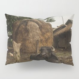 Village Life in Nepal 001 Pillow Sham