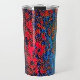 Colorul texture Travel Mug