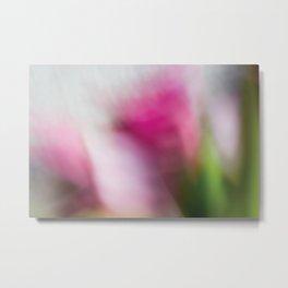 Dreaming Flowers Metal Print