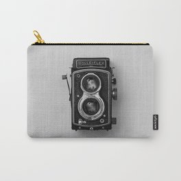 Old Camera (Black and White) Carry-All Pouch