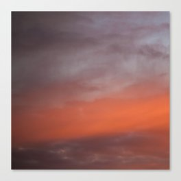 20 Minutes of Sky 3 Canvas Print