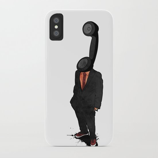 Headphone iPhone Case