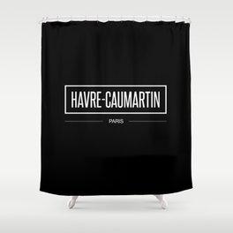 Havre-Caumartin Shower Curtain