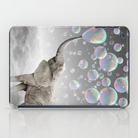 marianna iPad Cases featuring The Simple Things Are the Most Extraordinary (Elephant-Size Dreams) by soaring anchor designs