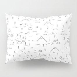 steppe Pillow Sham