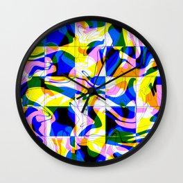 Heptic Wall Clock