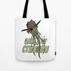 Carl of Cthulhu Tote Bag