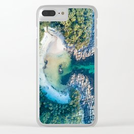 Honeymoon Beach, Australia Clear iPhone Case