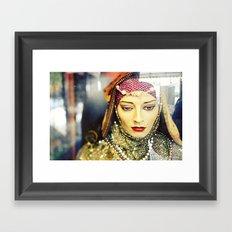 ZOLTAR Framed Art Print