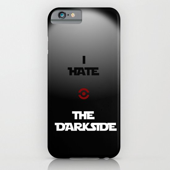 THE DARKSIDE iPhone & iPod Case