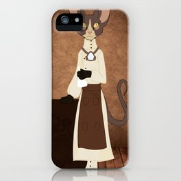 Cornish Rex iPhone Case