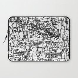 deconstructed knit Laptop Sleeve