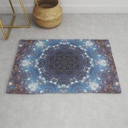 Space Mandala no11 Rug
